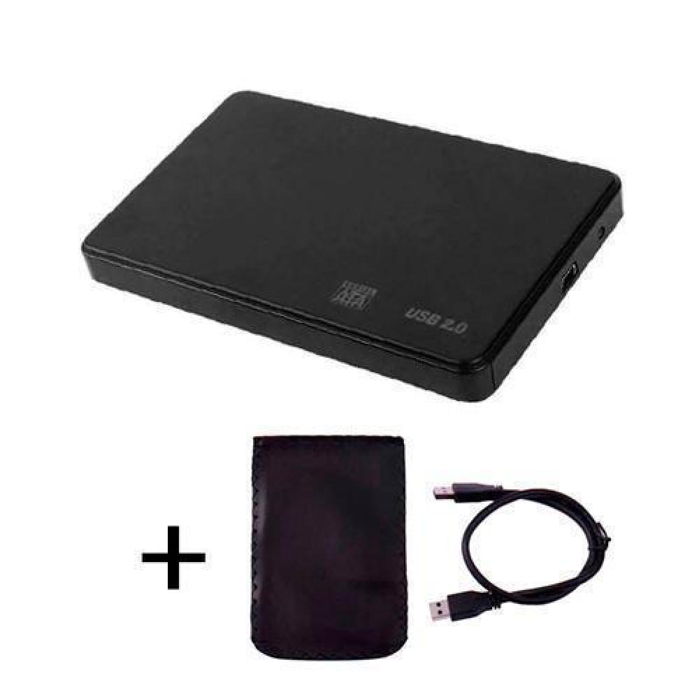 Зовнішня 2.5 USB 2.0 SATA кишеня, карман для жорсткого диска