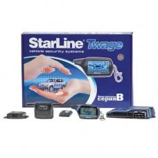 Сигналізація автомобільна дистанційний запуск двигуна Starline Twage B9