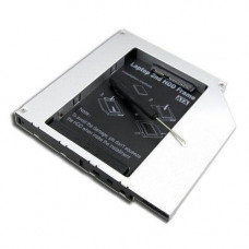 Адаптер на другий жорсткий диск 2.5 SATA-SATA, 9.5