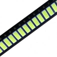 10x 7030 SMD LED 6В 1Вт LEWWS73V15CZ00 підсвітки матриць ТВ LG Innotek