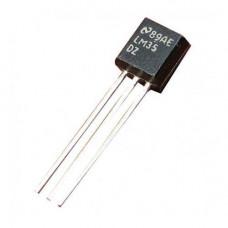 Датчик температури LM35 LM35DZ TO92 аналоговий для Arduino