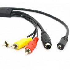 h29 AV кабель Sony VMC-30FS DCR-DVD403 DCR-HC90 CX7E