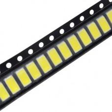 10x 5630 SMD LED 3В 0.5 Вт SPBWH1532S1ZVC1BIB підсвітки матриць ТБ SAMS