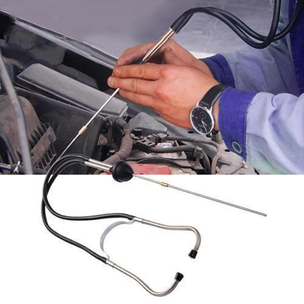 Автомобільний стетоскоп для діагностики, виявлення проблем, шуму в моторі авто