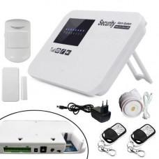 GSM сигналізація бездротова, охоронна система з оповіщеннями РОС