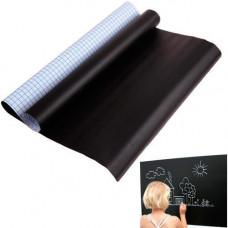 Наклейка дошка для малювання крейдою Крейдяна плівка 1м х 45см
