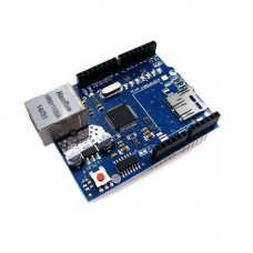 Модуль Ethernet Shield для Arduino, W5100