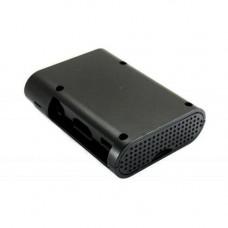 Корпус, кейс для Raspberry Pi B+ 2 B 2B 3 B 3B, чорний