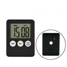 Кухонний таймер цифровий 1.8 ЖК зі звуковим оповіщенням, секундомір