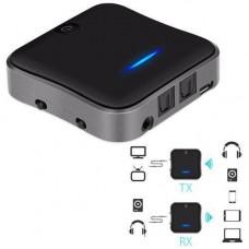 Bluetooth 5.0 аудіо приймач, передавач aptX HD SPDIF VIKEFON BT-B19