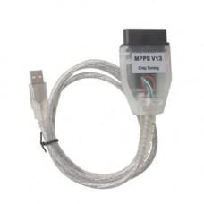 MPPS V13.02 OBD2 програматор ЕБУ ECU автомобілів