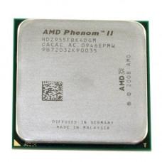 Процесор AMD Phenom II X4 955, 4 ядра 3.2 ГГц, AM3