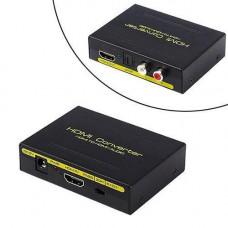 Аудіо екстрактор, перетворювач HDMI, SPDIF, Toslink, RCA, тюльпан