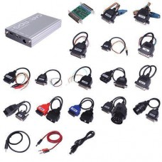 CarProg 10.93 універсальний програматор автомобілів + 17 адаптерів