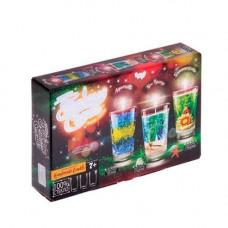 Набір для створення гелевих свічок, 3 свічки, Danko Toys