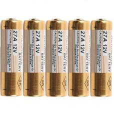 5x Батарейка 12V 27A MN27 L828 батарея 12В