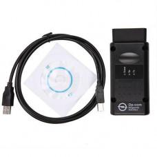 OP-COM V1.95 PIC18F458 OBD2 USB сканер діагностики авто Opel
