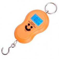 Електронні ваги безмін кантер до 40кг, точність 10г Smile