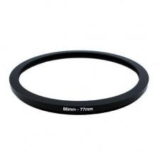 Понижувальний степ кільце 86-77мм для Canon, Nikon