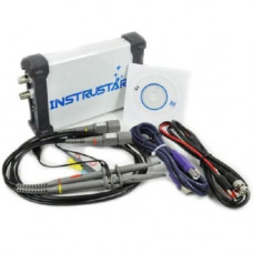 Осцилограф USB приставка ISDS205A, 2канали 20МГц 48МС/с