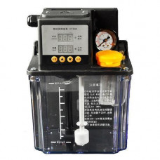 Масляний насос Система змащення 2л з манометром для верстата ЧПУ HTS02