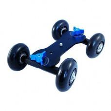 Міні візок, скейтер, слайдер, Dolly для камери