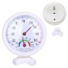 Термометр, гігрометр механічний на ніжці TH108 XX