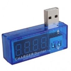 USB тестер струму і напруги, вольтметр, амперметр