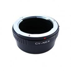 Адаптер-перехідник Contax/Yashica CY - Sony NEX E Ulata