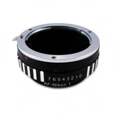 Адаптер-перехідник Minolta MA Sony AF - Nikon 1 J1 Ulata