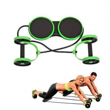 Тренажер з еспандером багатофункціональний для тіла