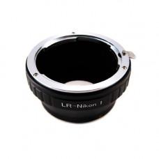 Адаптер-перехідник Leica R LR - Nikon 1 J1, кільце Ulata