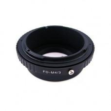 Адаптер-перехідник для Canon FD - Micro 4/3 M4/3 Ulata