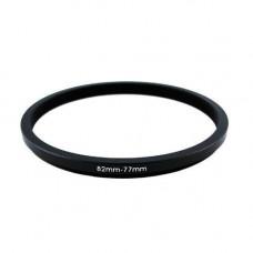 Понижувальний степ кільце 82-77мм для Canon, Nikon