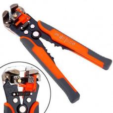 Стриппер для зняття ізоляції кабеля + кліщі для наконечників HS-D1 HS-D2