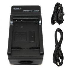 Мережевий + авто зарядний пристрій Sony NP-BD1 FD1 FT1 FR1