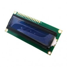 LCD 1602 модуль для Arduino, РК дисплей, 16х2 blue
