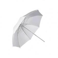 Фото парасолька 101см білий, 40