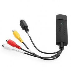 USB карта відеозахоплення EasierCap MS2100e, оцифровка