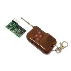 4-канальний бездротовий радіомодуль 2262/2272 ключ, пульт ДУ, Arduino