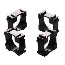 10x Тримач з'єднувач для акумуляторів 18650