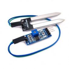 Гігрометр, датчик вологості ґрунту, модуль Arduino
