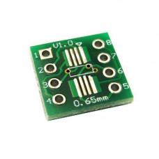 SOP8 SO8 SOIC8 SMD - DIP8 перехідник адаптер