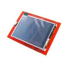LCD TFT дисплей 2.4 320x240, тачскрін, microSD, Arduino
