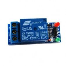 1-канальний модуль реле 12V для Arduino PIC ARM