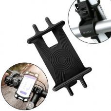 Велосипедний тримач для смартфона універсальний силіконовий Raxfly