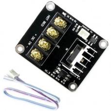 Транзистор нагріву платформи MKS 3D-принтера 25A, плата комутації MOSFET