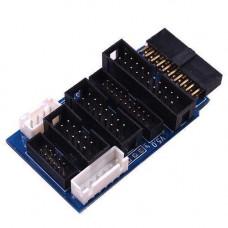 JTAG SWD адаптер-перехідник для J-Link V8 ULINK2