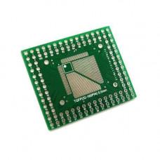 TQFP QFP 32-100 на DIP 32-100 перехідник адаптер