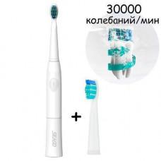 Звукова електрична зубна щітка SEAGO SG-503 E23, 2 насадки